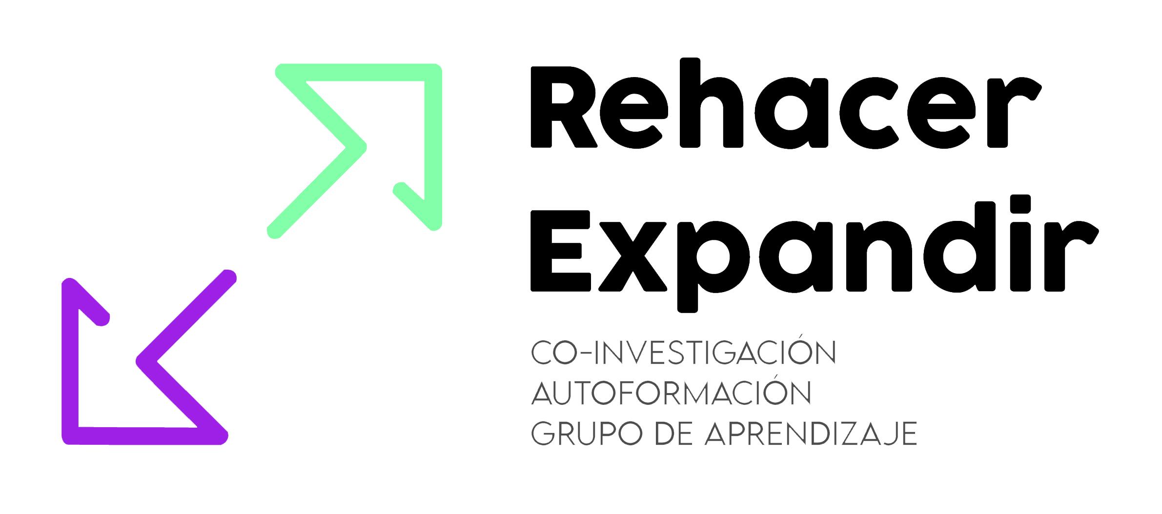 Logo rehacer y Expandir